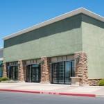 High Vacancy Retail Center