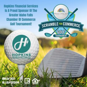 Greater Idaho Falls Chamber of Commerce Golf Tournament